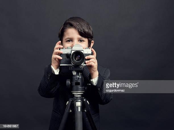 少年の写真