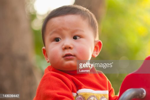 Little boy : Stock Photo