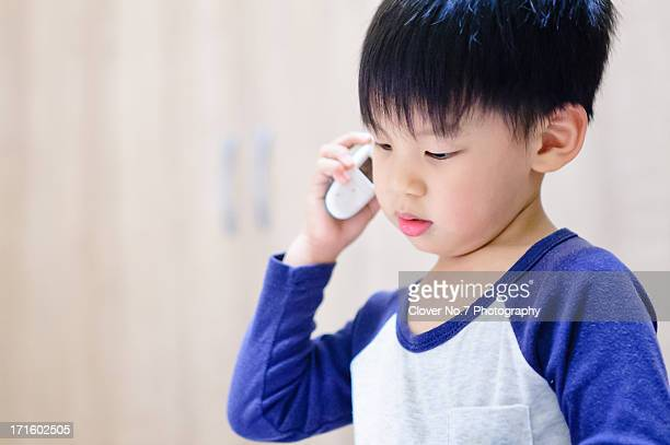 Little boy quantity ear thermometer