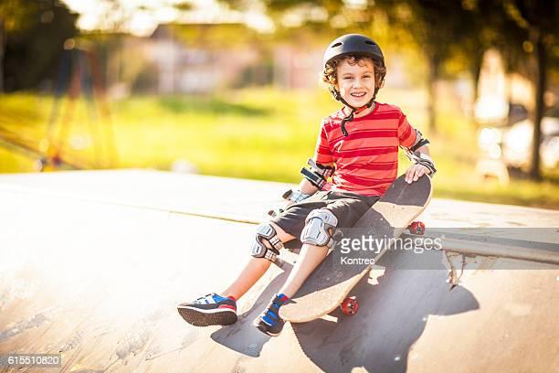 Rapaz Skate