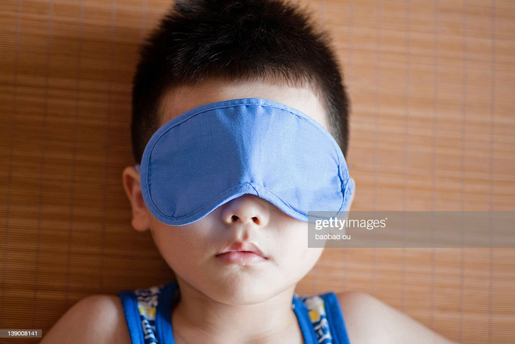 Little boy sleeping : Foto stock