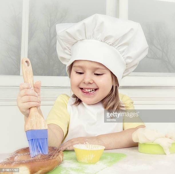 Wenig Chefkoch in der Küche