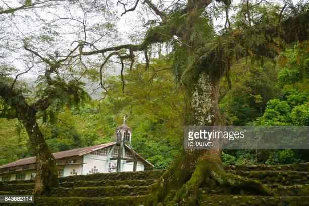 Little church Kalinga province Philippines