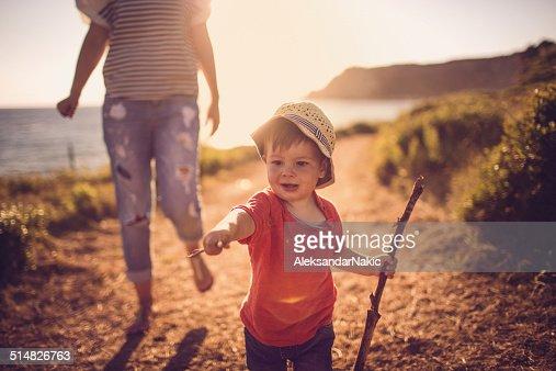 Little explorer