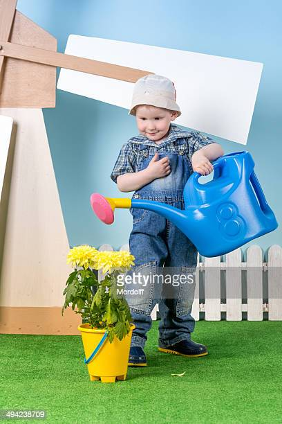 Little farmer Jungen
