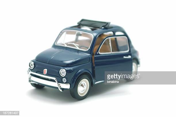 little fiat 500 car toy