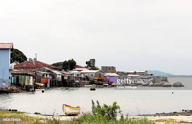 Little fishing village