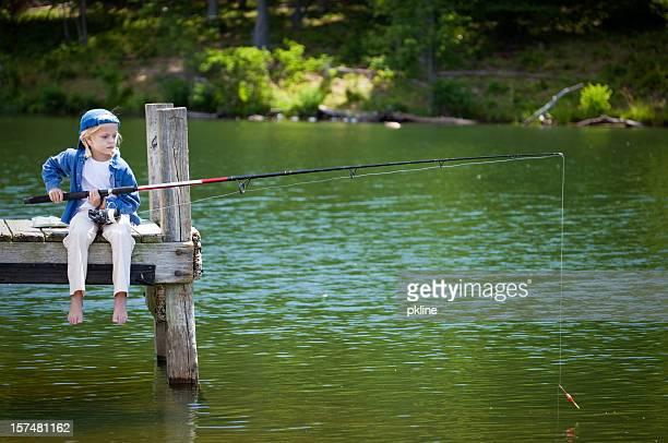 Little Girl pesca
