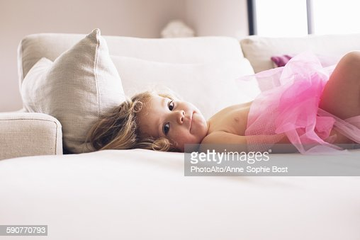 Girl Topless Tutu Stock Photos And Pictures Getty Images