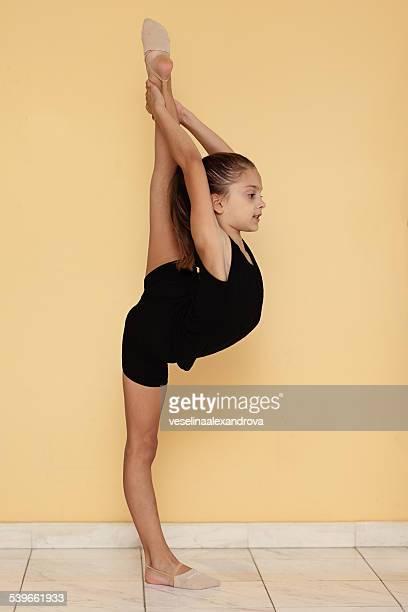 Girl stretching Nude Photos 43