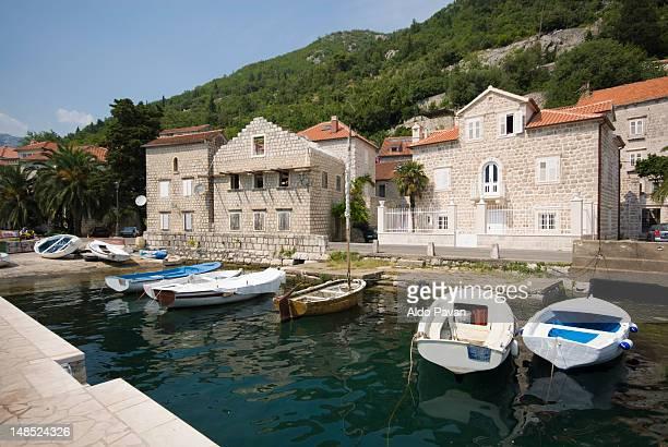 Little harbour.