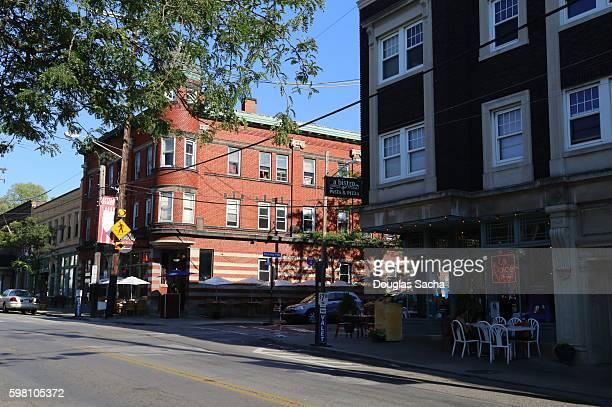 Little Italy Neighborhood, Cleveland, Ohio, USA