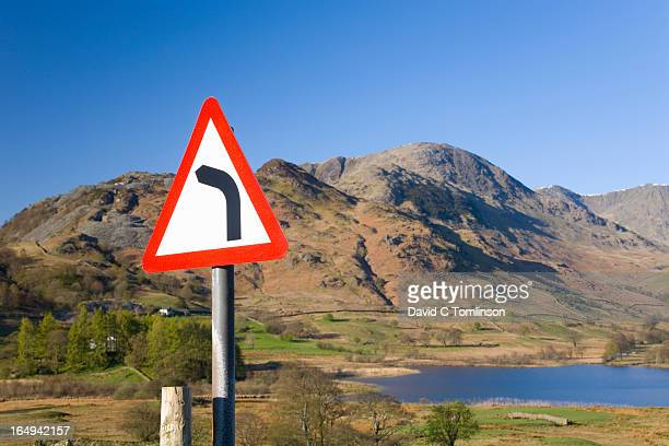 Little Langdale, Lake District, Cumbria, England