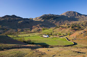 Little Langdale, Lake District, Cumbria, England