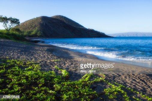 Little Makena Beach near Wailea, Maui