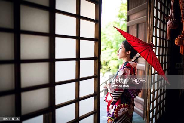 Little miss Geisha
