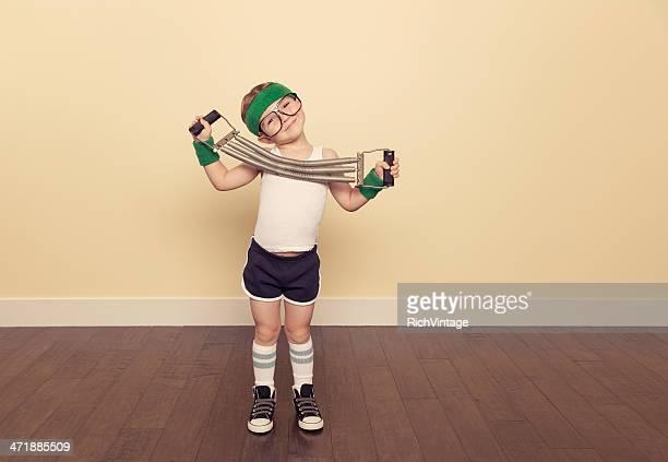 Little Muskeln