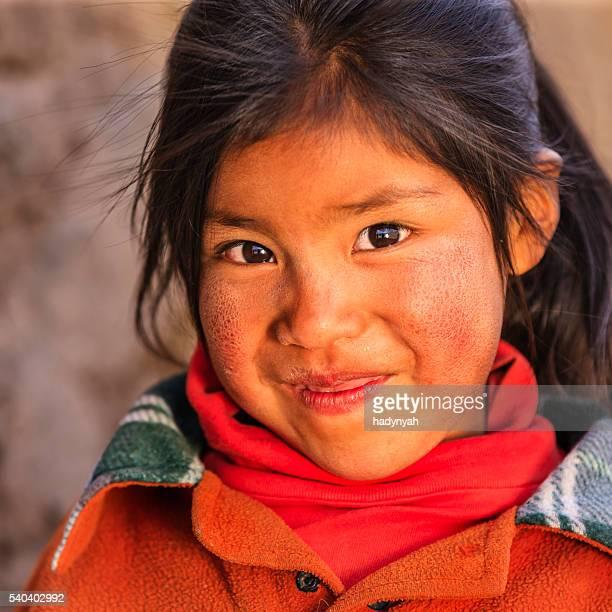 Poco Chica cerca peruano Canion Colca, Arequipa, Perú