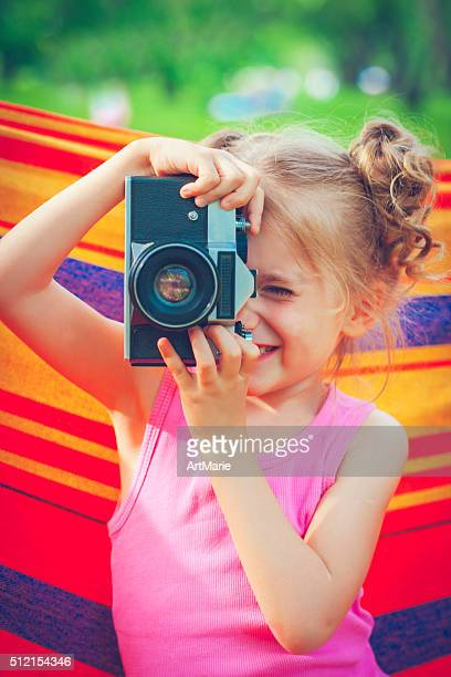 Little phpotographer