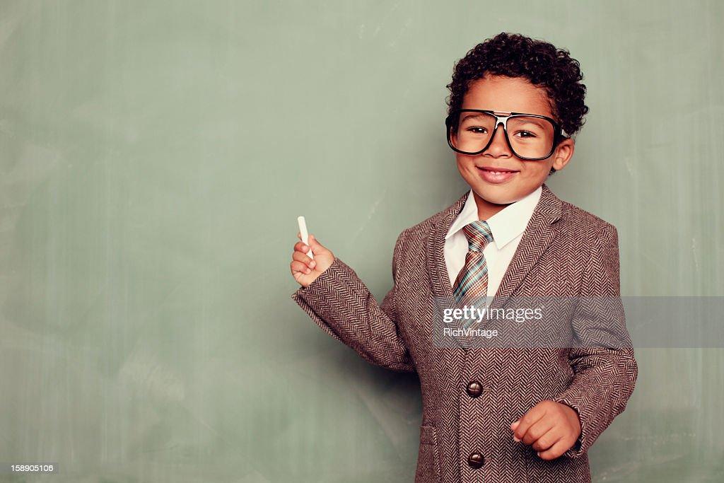 Little Professor : Stock Photo