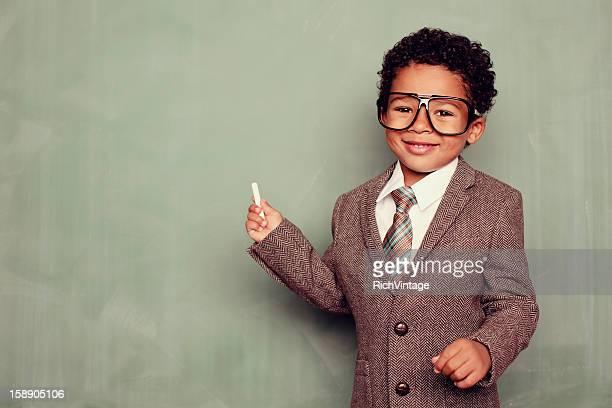 Little Professeur d'université