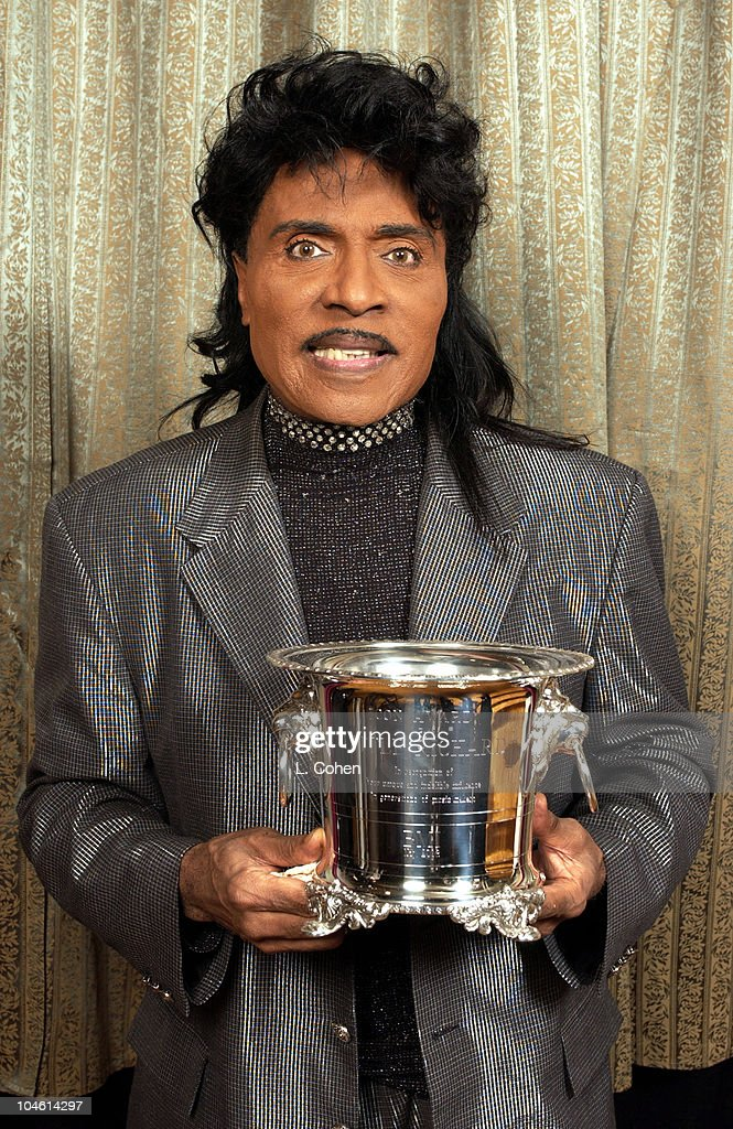 Little Richard during 2002 BMI Pop Awards at Regent Beverly Wilshire in Beverly Hills, California, United States.