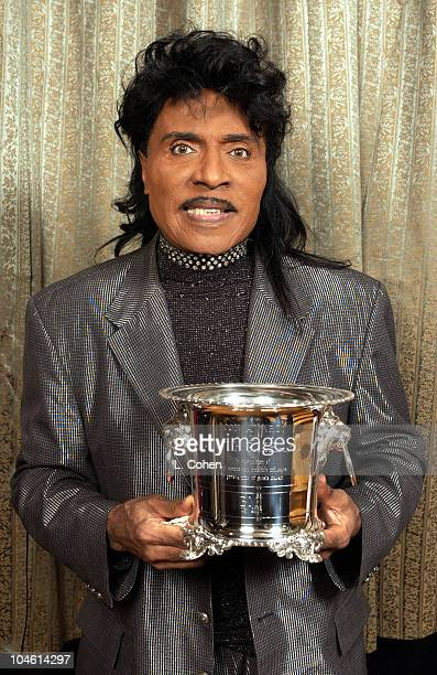 Little Richard during 2002 BMI Pop Awards at Regent Beverly Wilshire in Beverly Hills California United States