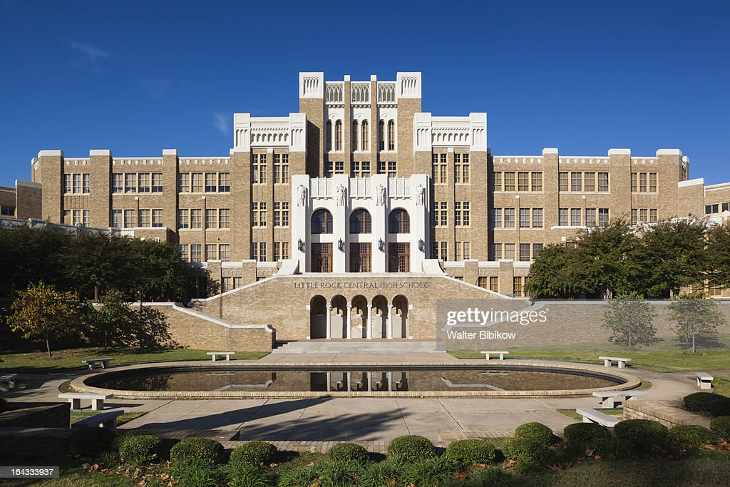 Little Rock, Arkansas, Exterior View : Stock Photo