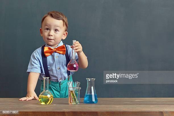 Kleine Wissenschaftler