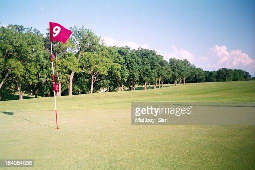 Little Sioux Golf - Hole 9