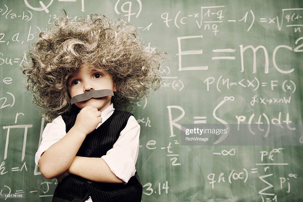 Little Smarty : Stock Photo