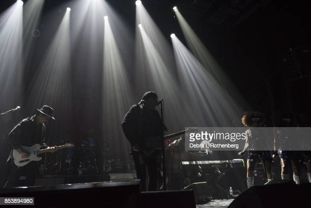 Little Steven And The Disciples Of Soul perform live in concert at the Gramercy Theatre on September 25 2017 in New York City