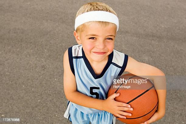 Little Streetballer