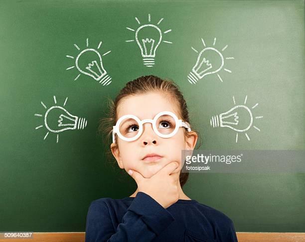 little student