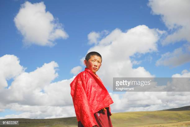 Little Tibetan Monk