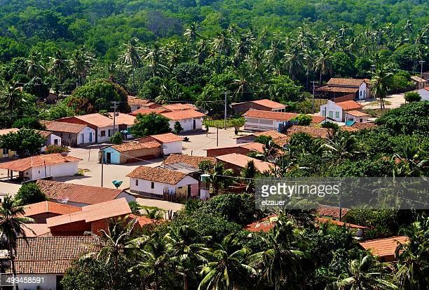 Little village in Brasil