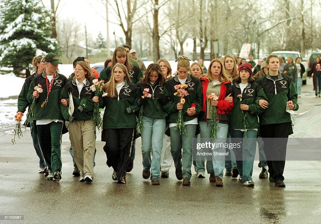 the killing spree at columbine high school The columbine high school shooting in littleton, colorado, left 12  since  columbine, there's been an average of 10 shootings a year in.