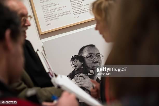 Liu Xia eine Fotografin aus China Pressekonferenz und Rundgang zur Eröffnung der gleichnamigen Ausstellung im Berliner MartinGropiusBau Die Aufnahmen...