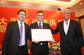 Fabio Cannavaro To Replace Marcello Lippi At Guangzhou Evergrande Taobao Football Club