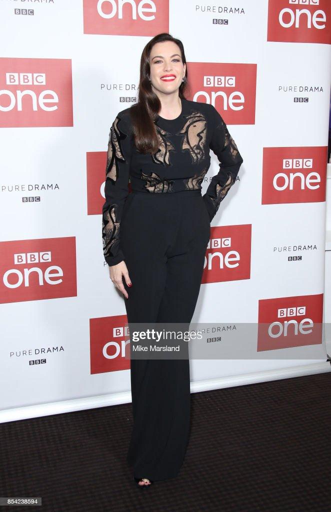 Liv Tyler attending the 'Gunpowder' preview screening at BAFTA on September 26, 2017 in London, England.