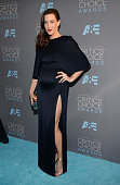Liv Tyler attends the 21st Annual Critics' Choice Awards at Barker Hangar on January 17 2016 in Santa Monica California