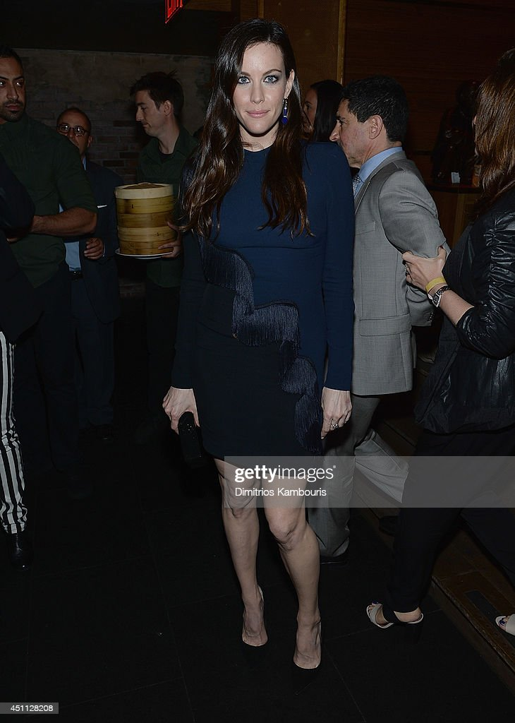 <a gi-track='captionPersonalityLinkClicked' href=/galleries/search?phrase=Liv+Tyler&family=editorial&specificpeople=202094 ng-click='$event.stopPropagation()'>Liv Tyler</a> attends 'The Leftovers' premiere after party at TAO on June 23, 2014 in New York City.