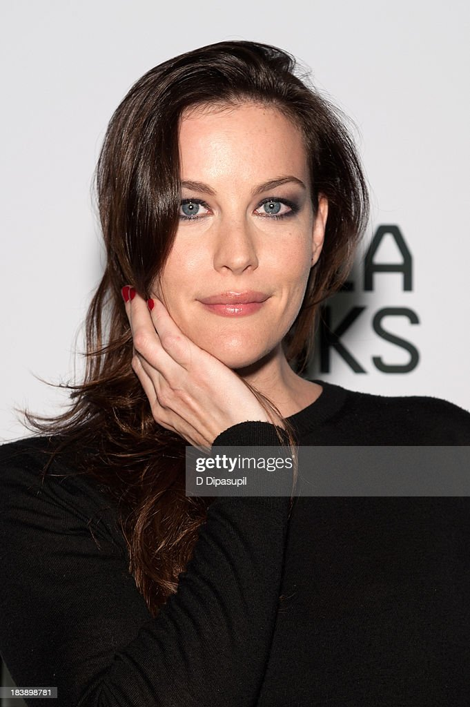 <a gi-track='captionPersonalityLinkClicked' href=/galleries/search?phrase=Liv+Tyler&family=editorial&specificpeople=202094 ng-click='$event.stopPropagation()'>Liv Tyler</a> attends the Lunchbox Fund Fall Fete 2013 at Buddakan on October 9, 2013 in New York City.