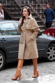 Liv Tyler is seen on April 14 2014 in New York City