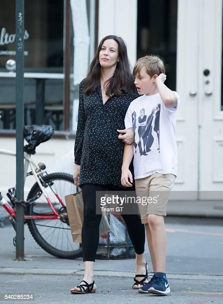 Liv Tyler is seen on June 14 2016 in New York City