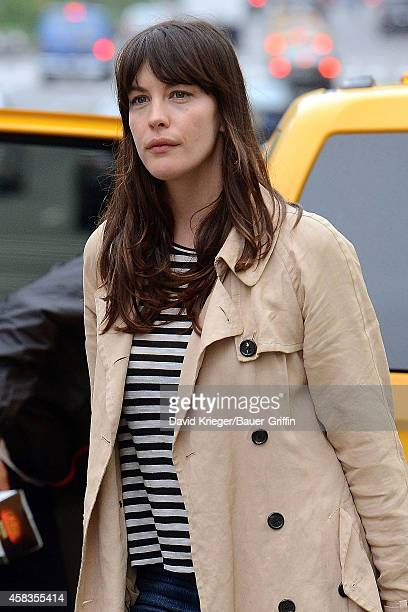 Liv Tyler is seen on May 03 2012 in New York City