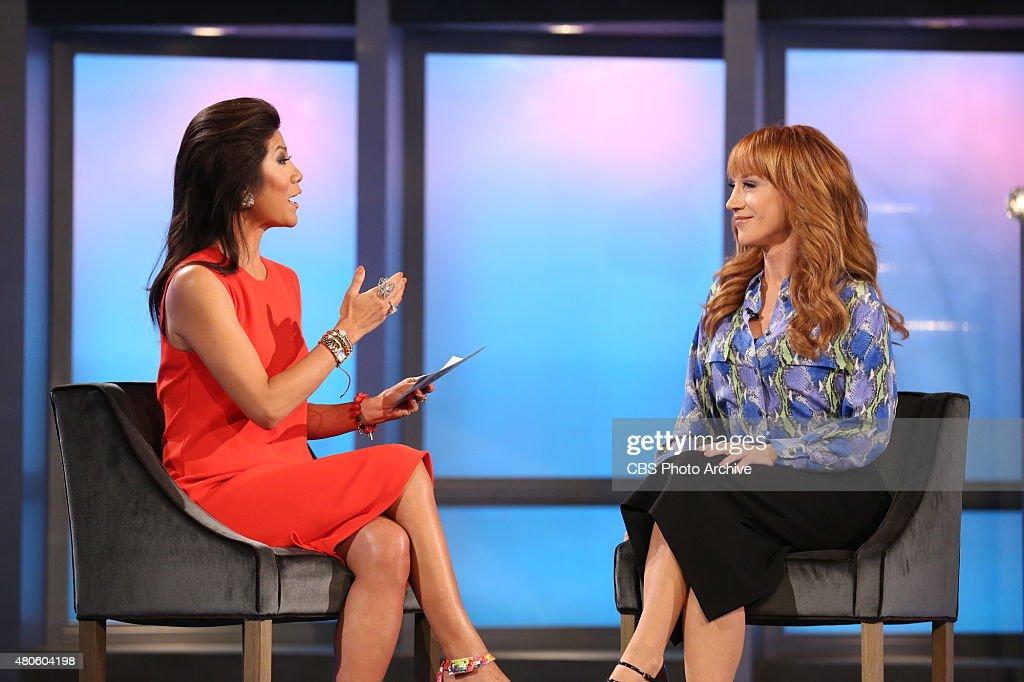 Live Eviction -- Coverage of the CBS series BIG BROTHER, scheduled to air on the CBS Television Network. Julie Chen and Kathy Griffin talk about the BB takeover.