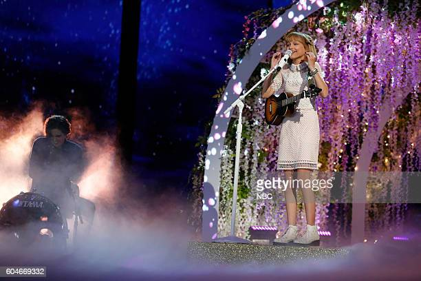 S GOT TALENT 'Live Finale' Episode 1122 Pictured Grace VanderWaal