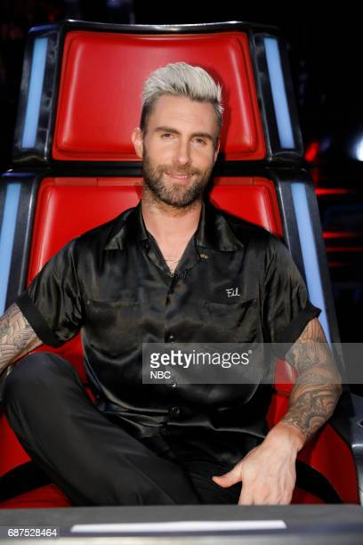 THE VOICE 'Live Finale' Episode 1219B Pictured Adam Levine