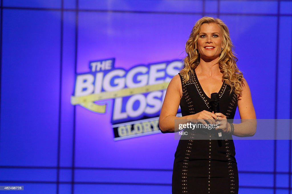 LOSER -- 'Live Finale' Episode 1618 -- Pictured: <a gi-track='captionPersonalityLinkClicked' href=/galleries/search?phrase=Alison+Sweeney&family=editorial&specificpeople=217974 ng-click='$event.stopPropagation()'>Alison Sweeney</a> --